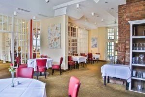 Hilden Hotel am Stadtpark - Restaurant Hilden